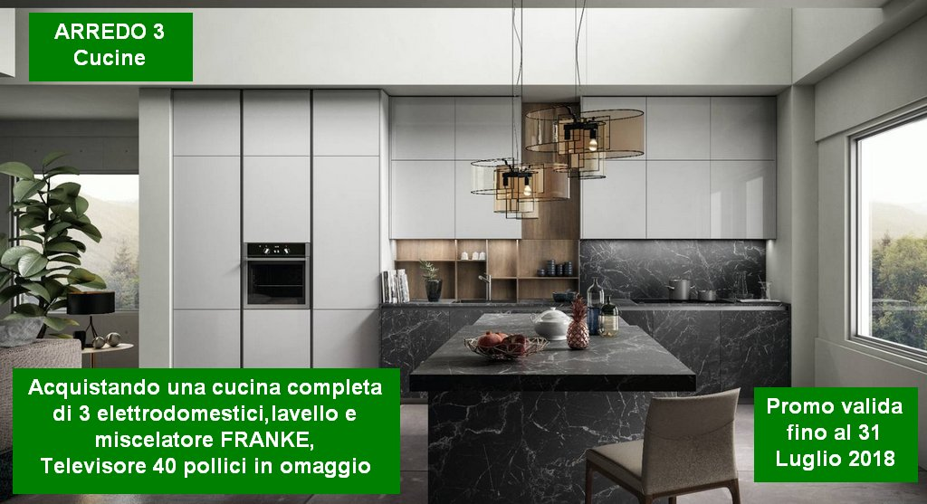 Promo Cucina Arredo 3 - Telesca Design